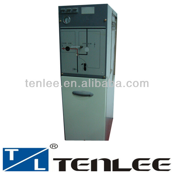 sf6 gas insulated electrical switchgear