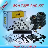 oem cctv security camera 720p ahd dvr kit ahd kit