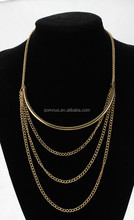 "High Quality 17"" Copper Chain <strong>Necklace</strong>"