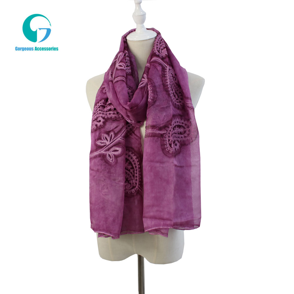 Wholesale multicolor cheap fashion <strong>scarves</strong>, oversized embroidered shawls <strong>scarf</strong>