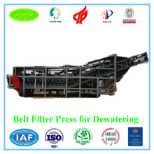 2016 new technology energy saving filter press as dewatering machine for mineral industry use from professional china supplier