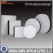 round square shape panel ceiling light,12w 18w 24w china ceiling light, 5W 6W 15W direct lit round led ceiling light