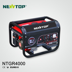 3Kw gasoline generator with 7.0HP gasoline engine with CE