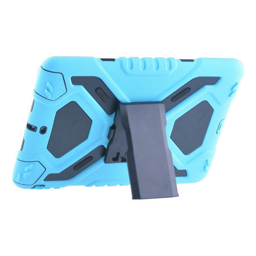New Brand Armor Spider Man Waterproof Dustproof Stand Kids Safe Case Cover For Apple ipad mini 12 Retina 2345 Air