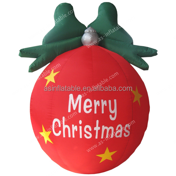 Party Decoration cheap Inflatable Christmas Ornament