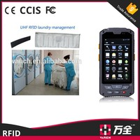 android mobile pda uhf rfid reader 860mhz~960mhz, 3G/GPS/WIFI/BT, SDK & Demo offered