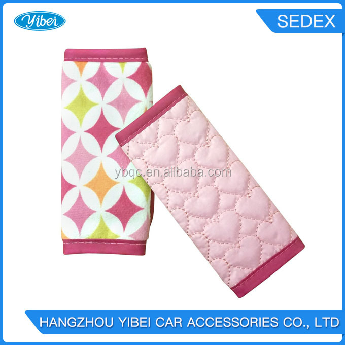 Wholesale Monogram Car Seat Belt Covers