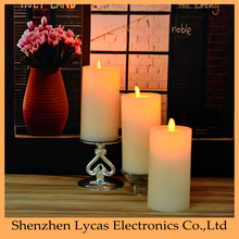 Factory Direct Cheap Resin Flameless Electronic Candle