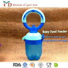 Baby Products Of All Types BPA Free Colorful Platic Silicone Fresh Fruit Baby Food Feeder