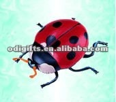 PVC inflatable ladybug inflatable insect PVC air insect