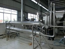 new low price high quality sales Orange concentrated juice production line tubular preheater