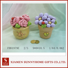 High Standard Colorful Resin Flower Cabochons