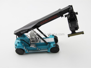 `1:50 zinc alloy reach stacker model for gifts