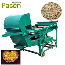 seed cleaner / corn cleaner / grain maize cleaning and grading machine