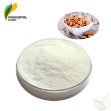 Professional bitter apricot kernel seed extract flour amygdalin for sale b17 defatted halal almond milk