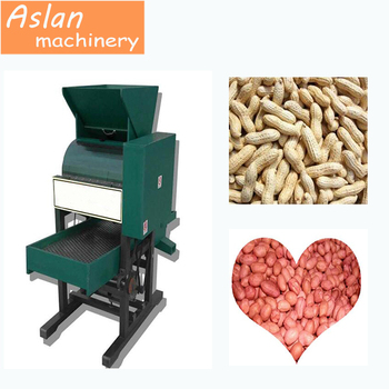 peanut shelling Decorticator/ peanut shell removing dehulling machine/ peanut hulling husking machine