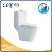 Africa standard P trap S trap CE certificate ceramic two piece toilet