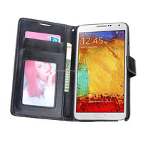 Shenzhen cell phone case cover mobile phone leather case for Samsung note 3 neo