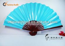 2012 large size wall bamboo fan with lower price!!!