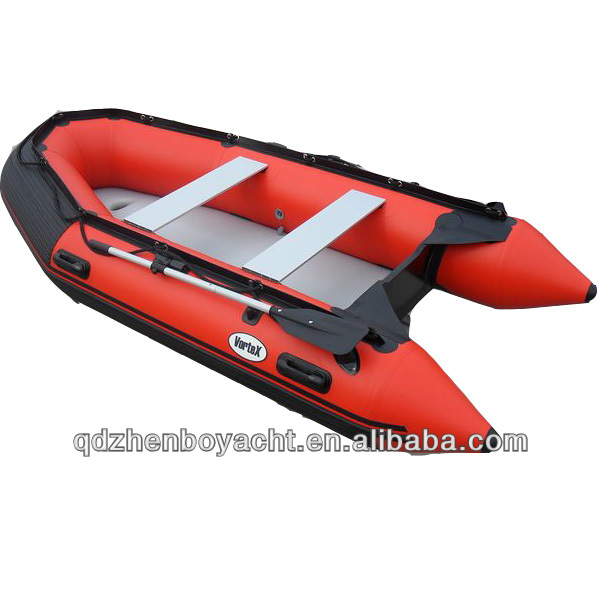 inflatable hypalon/pvc sports boats yacht for leisure
