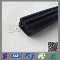 rubber sponge compound EPDM seal strip with wire steel for car door supplier
