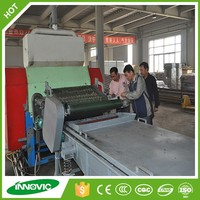 China Henan Used Tire Recycling Machine for Bus Tire
