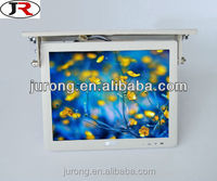 15 inch roof mounted car lcd monitor