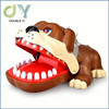 China manufacturer high quality promotional Novelty game toy dog funny bite finger toy promotion cheap toys for kids