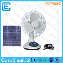 12 v mini battery travel fan mini fan with battery CE-12V12A