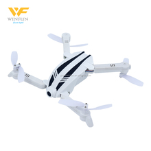 2.4G 4 Channel Folded Mini Drone With altitude and WIFI CAR Camera Quadcopter