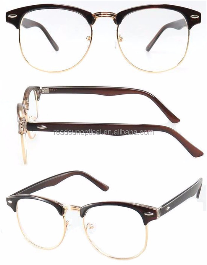 Alibaba hot sell wholesale clip-on reading glasses