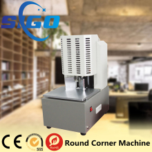 SG-08 round corner card cutter/manual die cutting machine/a3 rotary trimmer