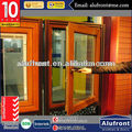 Aluminum Clad Wood Glass Casement Window for Sale