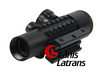airsoft hunting rifle sight 3 .5x32 riflescope with rail for army shooting CL1-0192