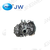 Transmission auto parts for Leopard car 6 speed manual gearbox