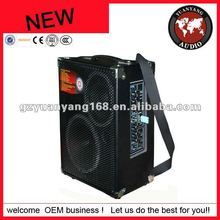 pro audio system, portable dj equipment, portable speaker with bluetooth, USB, SD