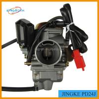 China wholesale JingKe PD 24J motorcycle carburetor made in China
