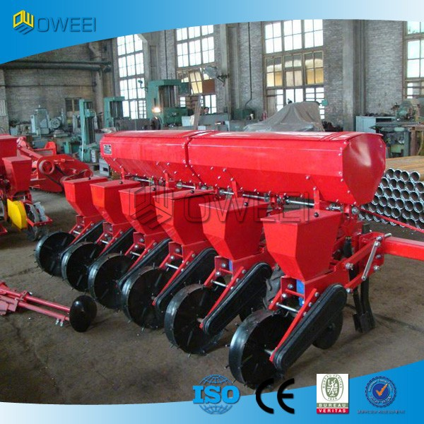 16/24 rows disc wheat seeder at low price