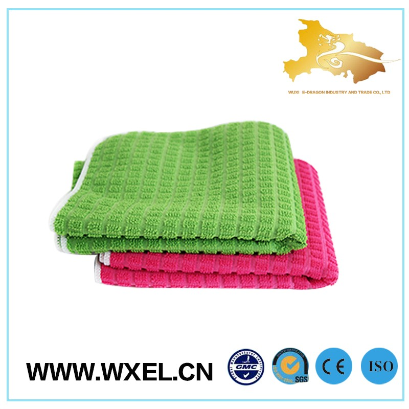different sizes square cheap kitchen towel
