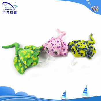 animal plush baby toy/42cm simulation ray kids toys fish plush toy/ skate fish pillow cushion