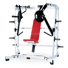 China Factory Gym Equipment Iso-lateral Wide Chest