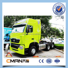 China Euro III 10wheel used scania tractor truck