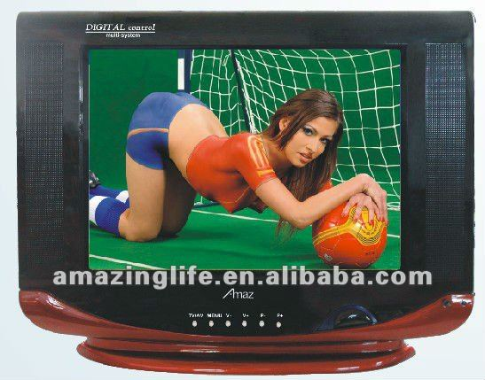 mini tv crt with good quality