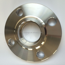 stainless steel A182 F304 304L carbon steel SA A105 CL150 RTJ RF socket welding flange