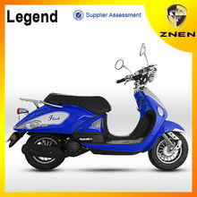 2017 ZNEN MOTOR Best new generation of Legend 125 CC Scooter in 2015 with EEC certificate For electric vehicle