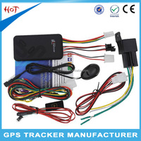 Lasting gps tracker gt06 real time electronic gps device free mobile tracking software