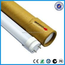 Low FOB and MOQ 3 years warranty 2835 SMD chips 3w to 22w T5 T8 LED Tube Light