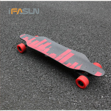 Lithium Battery Boosted Electric Skateboard Kit Blank Skateboard Decks Wholesale Blank Hub Motor Bearings Electric Skateboard