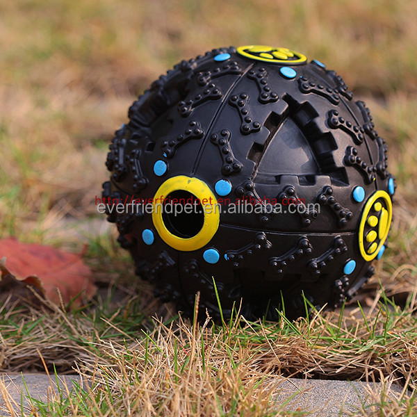 2014 Cheap Children Hollow Rubber Ball