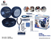 24 PCS TOOL SET/ PORTABLE 24 PCS TOOL SET/ELECTRONIC TOOL SET